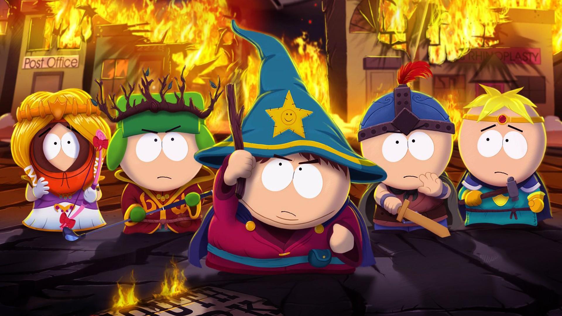 Ubisoft 公布《南方四賤客:真實之杖》上市預告片