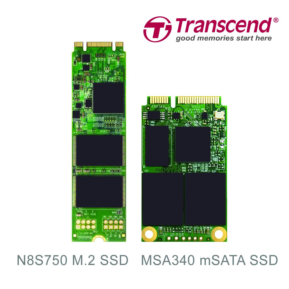 創見推新一代M.2與mSATA微型固態硬碟,鎖定行動運算裝置
