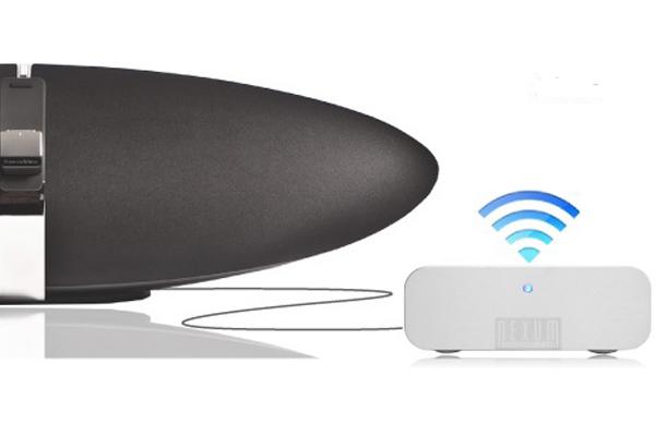 【雜誌合購優惠】TuneBox讓老音響搖身一變為行動無線播放器
