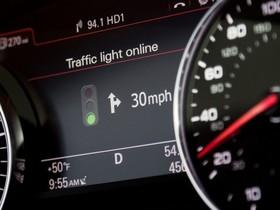 提前預知燈號變化,計算通過時間!奧迪要把紅綠燈裝進汽車儀錶盤