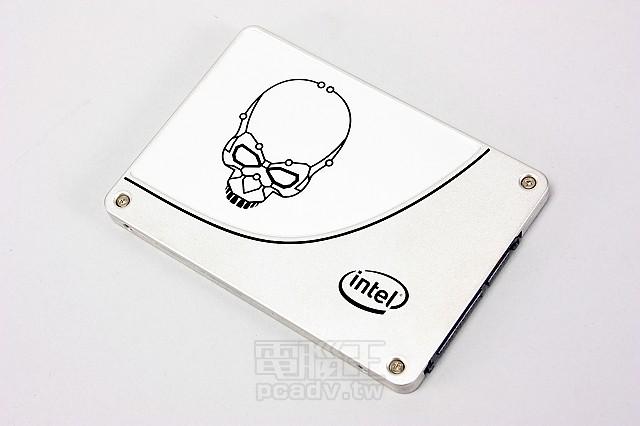 超頻版SSD,Intel SSD 730 固態硬碟實測,自家控制器搭企業級結構