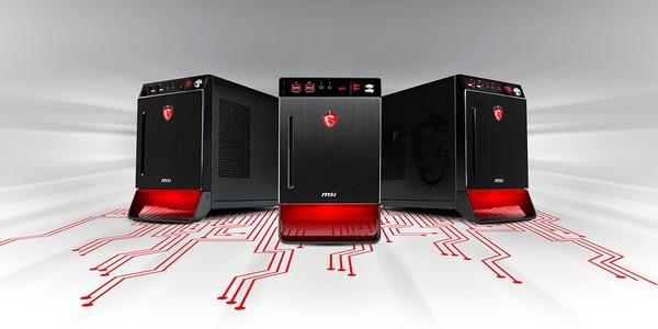 微星推出最新的電競PC--闇夜之刃在台上市!