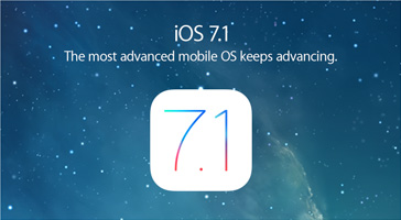 Apple iOS 7.1 的確讓系統變快了,耗電速度也是