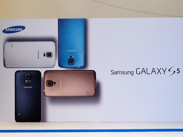三星 Galaxy S5 開放預購 22,900 元起跳,Gear Fit、Gear 2 穿戴裝置 4/11 發售