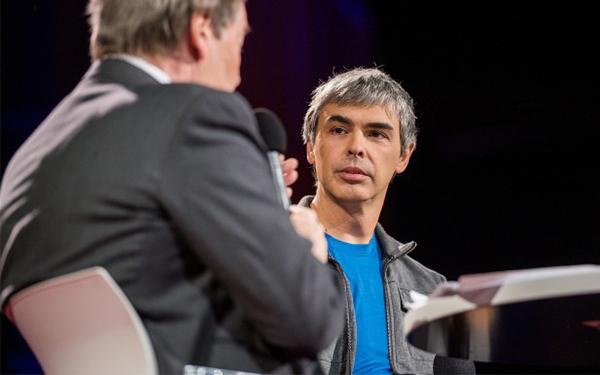Larry Page 談機器人、網路隱私問題、氣球計畫:對待隱私,不能把嬰兒和洗澡水一起倒掉