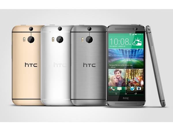 HTC One M8 將於 3/28 日在台發售,售價 21,900 元