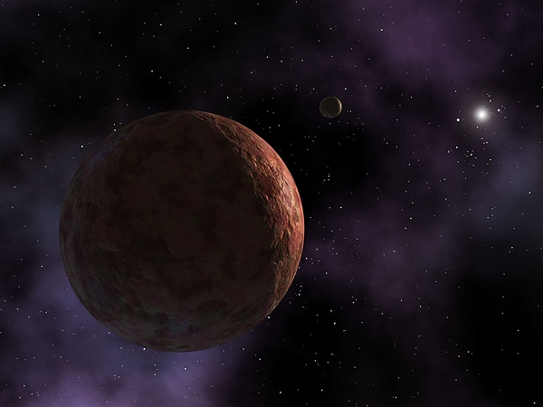 太陽系外圍又發現一顆新的矮行星2012 VP113
