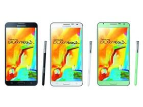 保留 S Pen、支援台灣全頻段 LTE,Samsung Galaxy Note 3 Neo 月中開賣
