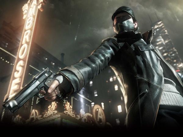 PS4看門狗Watch_Dogs影像分析:Ubisoft次世代平台試金石