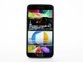 指紋辨識、IP67防水、心跳偵測我都有!Samsung Galaxy S5 評測