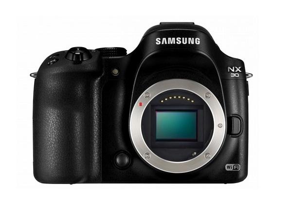 三星全新無反光鏡數位相機NX30強悍登台!首款頂級「S」系列鏡頭同步推出!