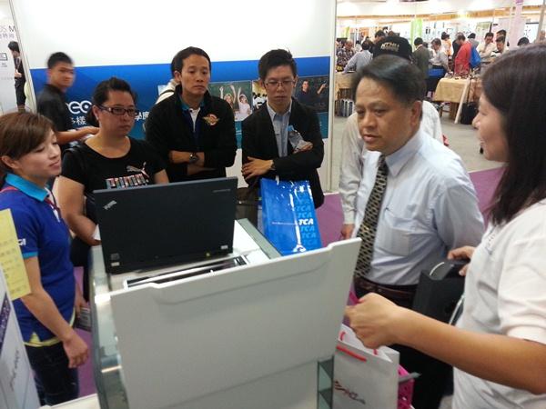 XYZprinting3D列印機,台北世貿春電展推教育設備應用方案!