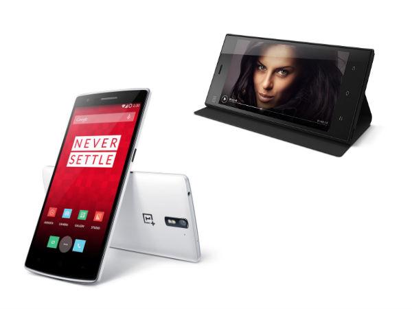 「旗艦機殺手」超高 C/P 值手機,OnePlus One 力拼小米3