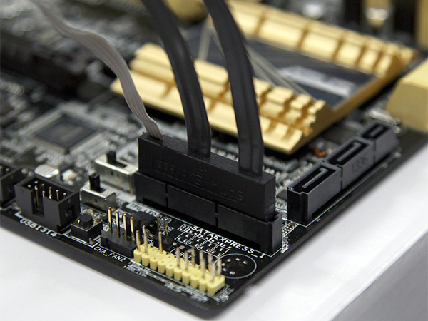 Intel Z97架構讓SATA Express滯礙難行,PCI-E通道是關鍵