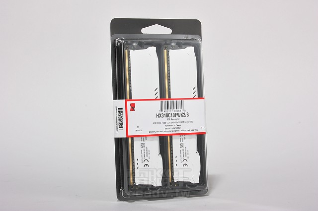 Kingston HyperX FURY 記憶體,免設定自動超頻上 DDR3-1866