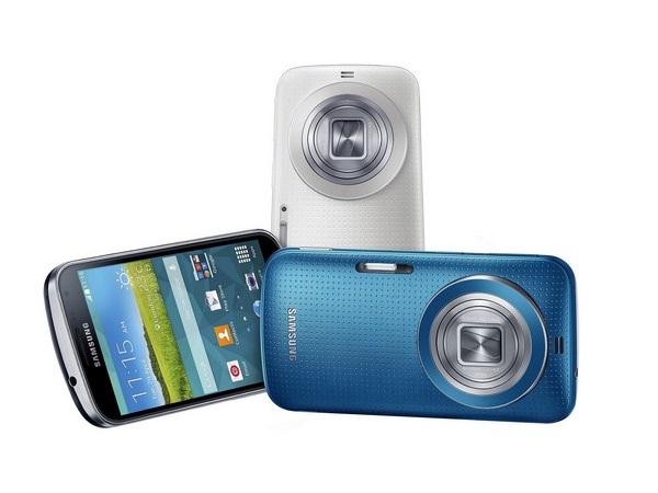 三星推出全新配備專業相機功能智慧型手機GALAXY K zoom!享有業界最佳相機功能與行動體驗!