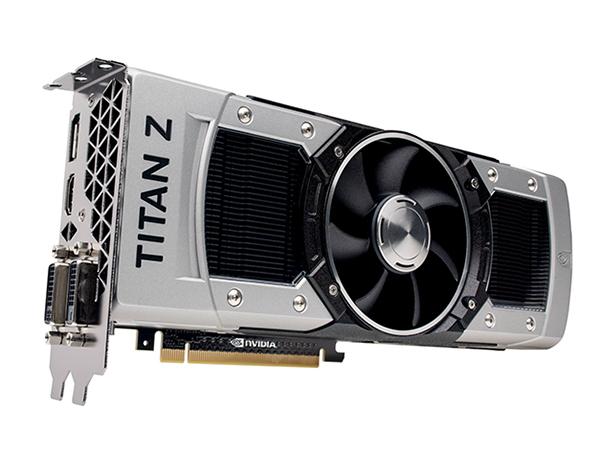 NVIDIA GTX TITAN Z規格底定,TDP 375W、雙GPU時脈略降低