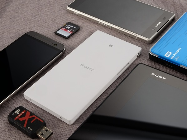 Sony WG-C20 行動無線讀卡機:允許 8 人同時串流,無線存取隨身帶著走