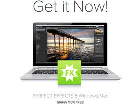 濾鏡效果專家 Perfect Effects 8 完整版,限時免費下載省 3000 元