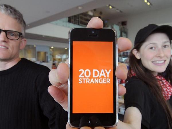 「嗨,陌生人,你也在看我嗎?」MIT 推出手機 app,兩個陌生人在20天內瞭解彼此生活,然後再見