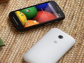 130 美元低價 Moto E 報到!Moto G 同步改款,支援 4G LTE 網路