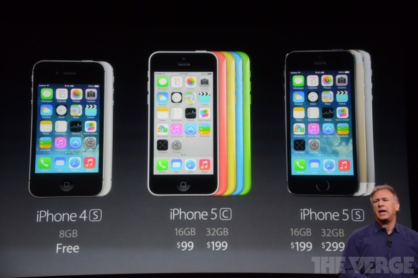 舊機取代入門機策略,iPhone 4S 上一季賣出 1000 萬隻,佔 iPhone 整體 25% 銷量