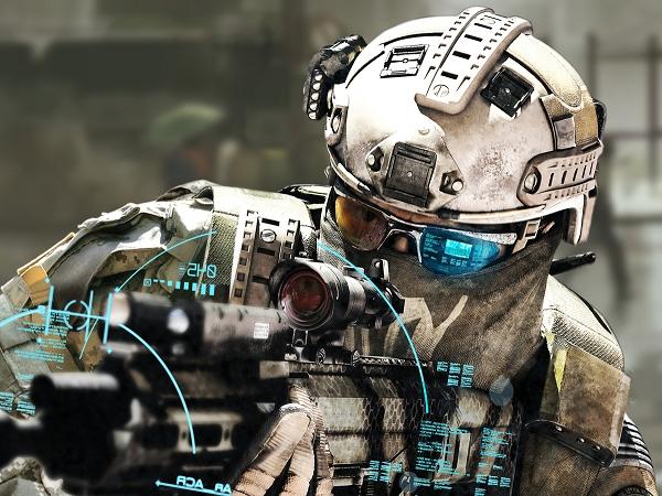把士兵變成「鋼鐵人」的超級戰鬥服 : TALOS
