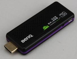 小米盒子非絕對 BenQ JD-130硬體規格相近,裝上APP一樣好用