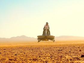 飛行摩托車!Aero-X 讓你在2017年享受貼地飛行的快感