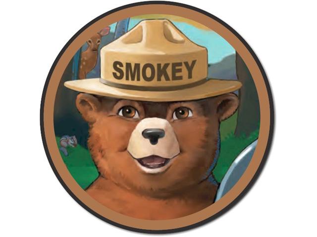 認識思莫基熊 橫跨半世紀的護林象徵