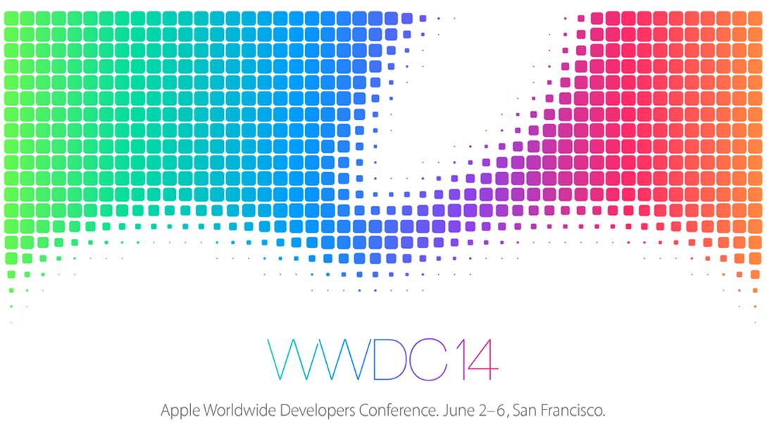 WWDC 2014 蘋果開發者大會將於 6 月 2 日舉行