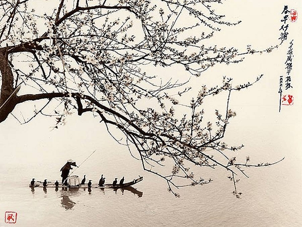 寫意山水攝影派之單雄威 ,用鏡頭 繪出光影墨色