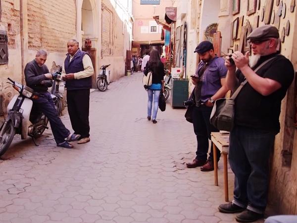 街頭攝影很考驗演技! Zack Arias 傳授不害羞 的街拍陌生人秘笈