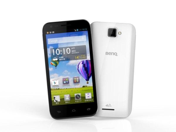 購買BenQ F4智慧型手機,至官網留好評就送保養組!