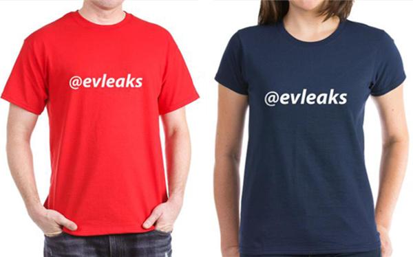 別去看林志穎了,真正的爆料大神是 evleaks