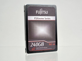 Fujitsu 全新 FSX 系列 SSD,採用 SLC 顆粒只賣你 MLC 價格