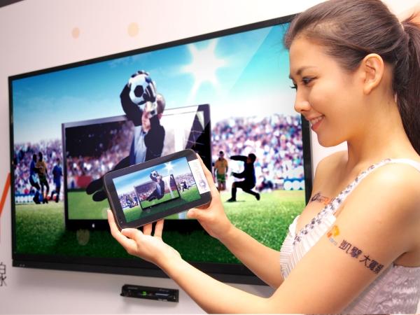 2014世界盃足球賽,精彩賽事盡在凱擘大寬頻! 超級錄影機精彩賽事全都錄,鴻海製造大顯示器再降價!
