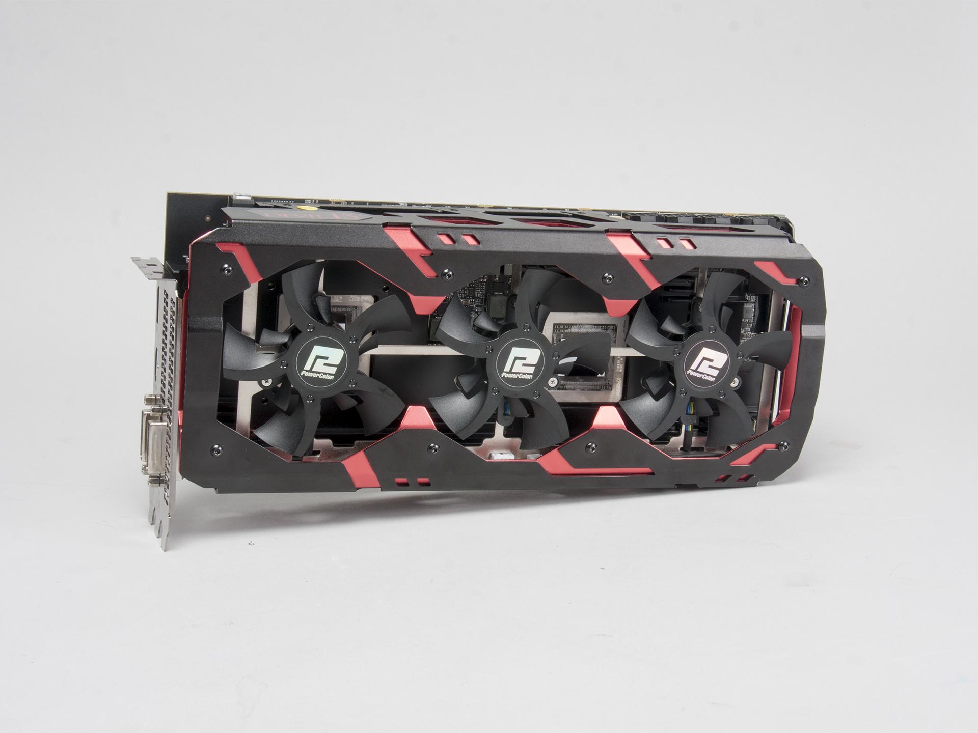 撼訊Devil 13 Dual Core R9 290X,空冷中的效能顛峰