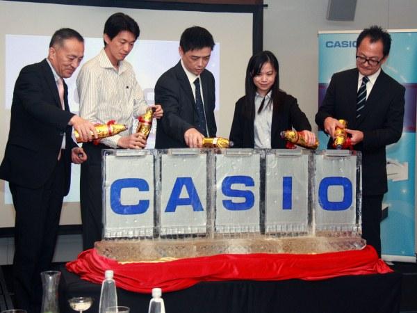CASIO 2014投影機經銷商大會活動花絮!