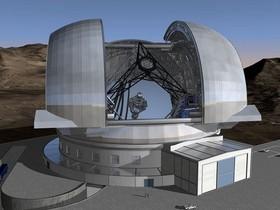 全球最大光學望遠鏡 E-ELT 在智利開工動土,解析度是達哈柏太空望遠鏡的16倍