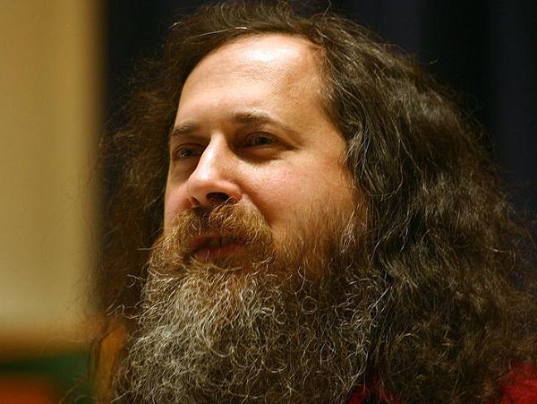 自由軟體之父 Richard Stallman:「我一生都為使用者的自由而奮鬥」