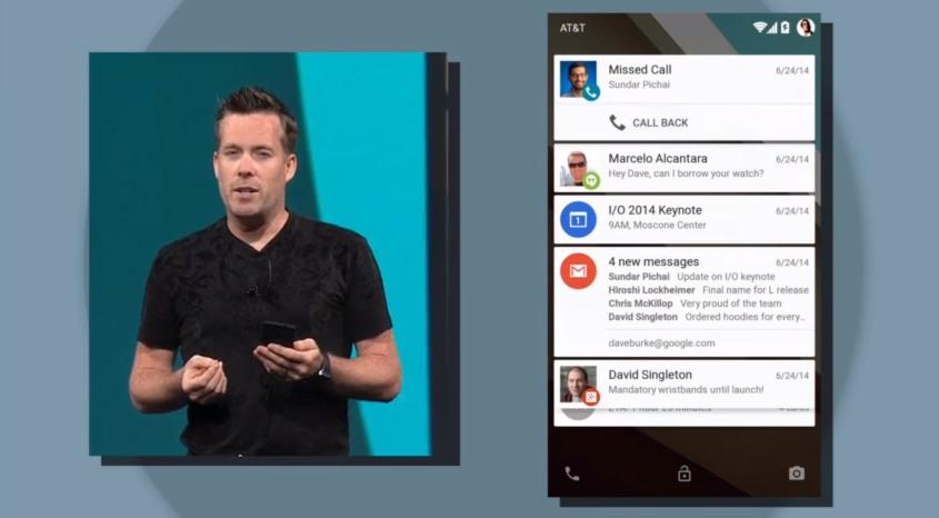 Google I/O 2014:重新定義 Android 系統的「 L」開發者預覽版登場
