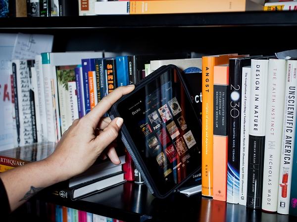 Amazon 在掌握出版商的圖書訂價後,想再進一步掌控庫存