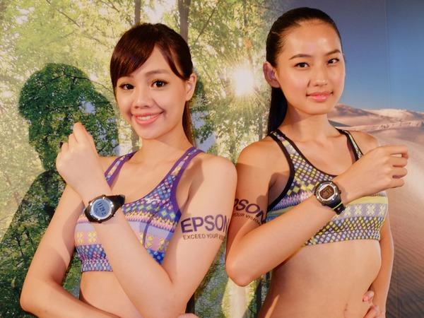 續航 30 小時,Epson Runsense 路跑教練 GPS 腕錶開賣