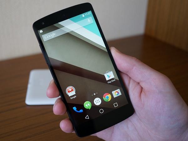 10 個關於 Android L 的新功能改進快速檢閱!