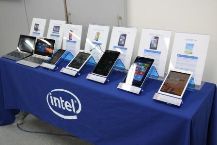 花絮報導:Intel Inside X86行動裝置大未來!