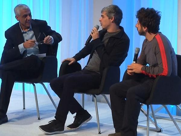 Google CEO 賴利·佩吉:「未來的勞動力將會趨向於兼職」