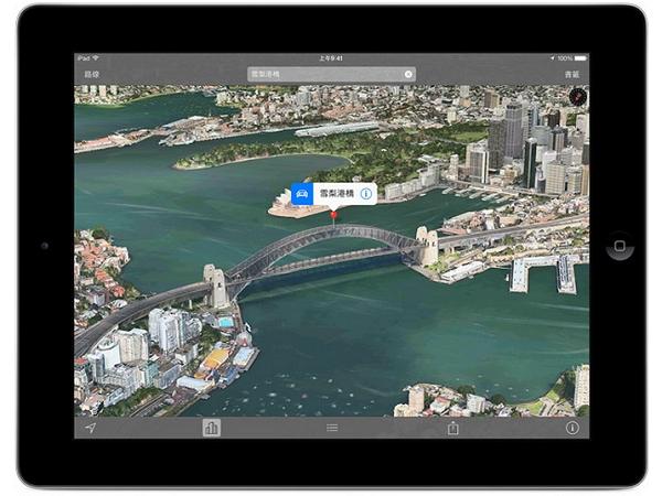蘋果徹底告別 Google Maps,Apple Maps 進軍網路