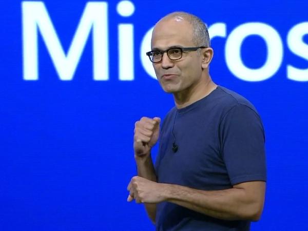 Satya Nadella:微軟不再是微軟,但也不會是 Apple