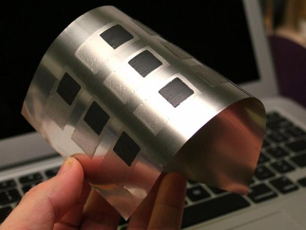 柔性、可列印的電池,是穿戴式設備的救星?